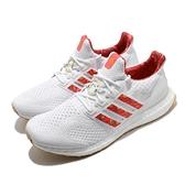 adidas 慢跑鞋 Ultraboost 5.0 DNA CNY 白 紅 金 男鞋 女鞋 中國新年 Boost 愛迪達 運動鞋【ACS】 GW7659