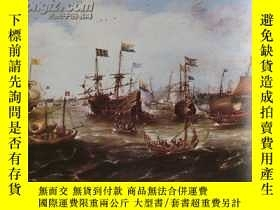 二手書博民逛書店世界航海史:戰艦罕見The Man of WarY21244 D