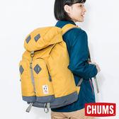 CHUMS 日本 Bozeman 口袋後背包 橡木棕 CH602395B026