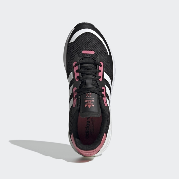 ADIDAS ZX 1K BOOST 女款黑粉白經典舒適休閒鞋-NO.FX6872