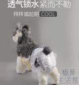 狗狗生理褲大姨媽紙尿褲尿不濕公母狗狗衛生巾月經褲【極簡生活】
