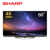 [SHARP 夏普]60吋4K Ultra HD Android TV  日本製 4T-C60AM1T
