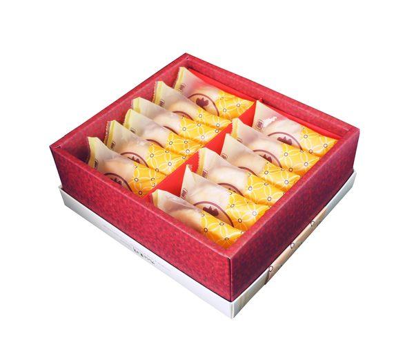 【九個太陽】傳統麥芽太陽餅12入