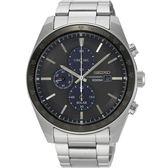 【僾瑪精品】SEIKO 精工 Criteria 太陽能三眼計時手錶-V176-0AZ0D@SSC725P1