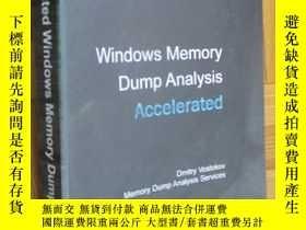 二手書博民逛書店Accelerated罕見Windows Memory Dump Analysis (大16開)Y5460 D