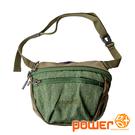 休閒腰包『軍綠』P20812 露營.戶外.旅遊.自助旅行.多隔間.腰包.休閒包.側背包