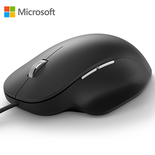 Microsoft 微軟 Ergonomic Mouse 人體工學 有線滑鼠 RJG-00005