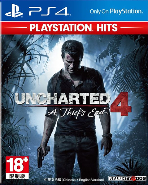 PS4 秘境探險 4:盜賊末路(中文版)Hits