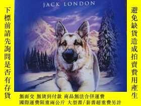 二手書博民逛書店The罕見Call of The Wild (野性的呼喚 傑克·倫敦 英文原版)Y21260 Jack Lon