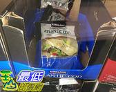 [需低溫宅配無法超取] C699794 Kirkland Signature 冷凍野生大西洋鱈魚 0.91 公斤
