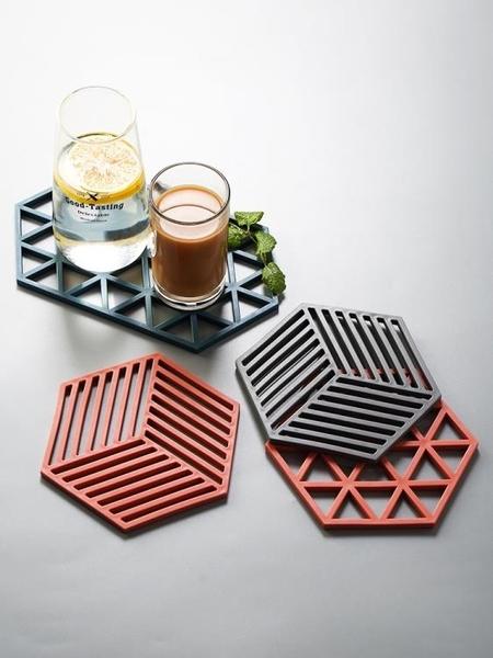 家用加厚餐桌墊隔熱墊碗墊廚房北歐創意防燙餐墊盤子墊鍋墊茶杯墊