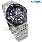 CASIO MRW-200HD-1B 潛水風格 休閒運動錶 不鏽鋼 日期顯示窗 男錶 黑色 卡西歐 MRW-200HD-1BVDF