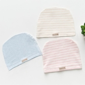【2枚入】嬰兒胎帽0-3個月純棉新生兒童男女帽【奇趣小屋】