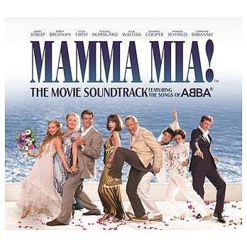 媽媽咪呀 電影原聲帶 CD Mamma Mia OST 免運 (購潮8)