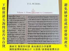 二手書博民逛書店英文原版:Judaism,Christianity罕見and Islam # volum 1: From cove