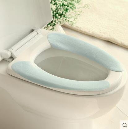 日本防水坐便貼馬桶墊LVV1516【KIKIKOKO】