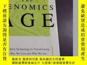 二手書博民逛書店The罕見Genomics Age: How DNA Technology Is Transforming the