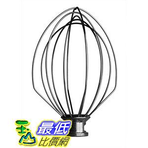 [美國直購] KitchenAid K5AWW Wire Whip 攪拌機配件 球型攪拌器 適用(K4,K5,KP50,KSM5,KSM50,KSM500PS