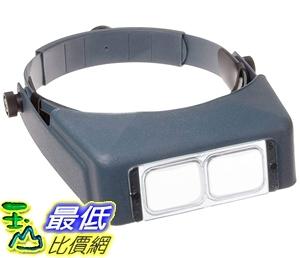 頭帶放大鏡 Donegan OptiVISOR LX Binocular Magnifier-Lensplate #4 Magnifies 2X At 10吋 Focal Length