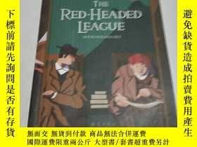 二手書博民逛書店THE罕見RED-HEADED LEAGUE(英文)Y200392 阿瑟 柯南 道爾 知識出版社 出版201