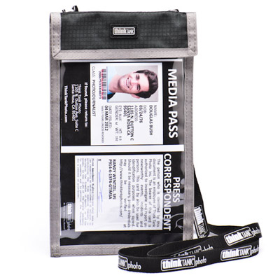 【聖影數位】ThinkTank Credential HolderTallV2.0 識別配件袋 CH977