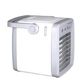 冷風機 夏新迷你USB便攜式水冷風扇家用桌面臺式學生宿舍靜音小型空調扇 OB6893