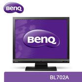 【免運費】BenQ 明基 BenQ BL702A 17型 LED液晶螢幕 / TN面板 / 17吋 / 低藍光 / 不閃屏