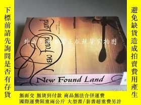 二手書博民逛書店英文原版罕見New Found Land: Lewis and