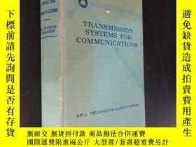 二手書博民逛書店TRANSMISSION罕見SYSTEMS FOR COMMUN