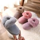 兒童雪地靴秋冬新款加絨加厚女童保暖短靴男童寶寶室內防滑棉鞋 童趣潮品