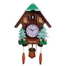 客廳布穀鳥掛鐘創意兒童歐式搖擺智慧報時鐘現代咕咕鬧鐘鐘錶 全館免運