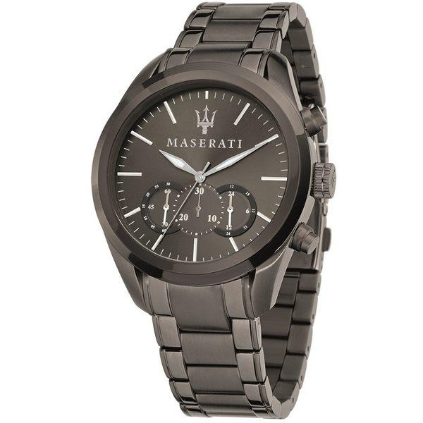 ★MASERATI WATCH★-瑪莎拉蒂手錶-經典三環石英錶-R8873612002-錶現精品公司-原廠正貨-