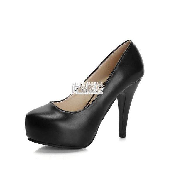 【免運】防水防潑水臺 台細跟高跟鞋尖頭淺口根鞋10公分新款少女性感大學生單鞋女新款