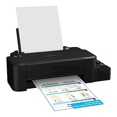 EPSON L120 超值單功能連續供墨印表機 送影印紙一包