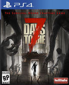 PS4 7 Days to Die 七日殺(美版代購)