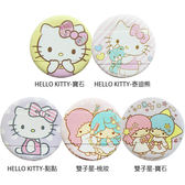 HELLO KITTY/雙子星 氣墊粉撲(1入) 5款可選【小三美日】三麗鷗授權