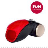 自慰器 情趣商品 德國FUN FACTORY 眼鏡蛇柯波拉 2代 男性自愛電動按摩器 紅黑 磁吸式充電