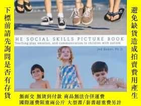 二手書博民逛書店The罕見Social Skills Picture BookY