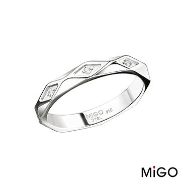 MiGO鋼飾-青春-鋼飾戒指(女)