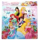 【卡漫城】 公主 100片 拼圖 7位 花木蘭 ㊣版 兒童 迪士尼 長髮 貝兒 睡美人 灰姑娘 白雪 小美人魚