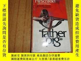 二手書博民逛書店FATHER罕見PIG (1973年英文原版)Y25524