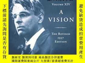 二手書博民逛書店【罕見】A VisionY175576 William Butler Yeats Scribner ISBN: