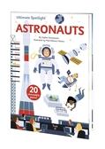Ultimate Spotlight:Astronauts 太空人出任務 翻頁推拉書