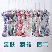 2018新款兒童旗袍公主裙 女童中大童唐裝夏季女孩童裝連衣裙 生日禮物