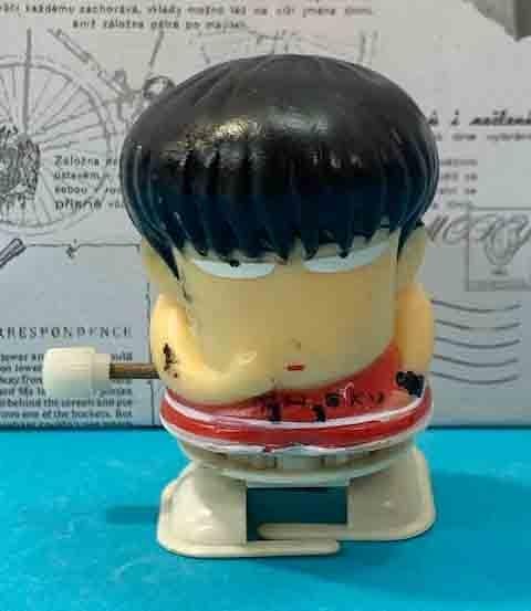 【震撼精品百貨】灌籃高手_スラムダンク~發條玩具-流川楓#75665