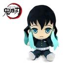 【鬼滅之刃 絨毛玩偶】鬼滅之刃 絨毛玩偶 娃娃 時透無一郎 Chibi 日本正版 該該貝比