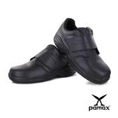 新品-PAMAX 帕瑪斯【超彈力氣墊、頂級廚師鞋】紳士型防滑工作鞋、止滑安全鞋 ※ PA9501FEH男女