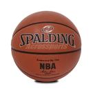 Spalding 籃球 17 Silver NBA PU 咖啡 黑 銀 7號球 室內外 運動休閒 【ACS】 SPA76018