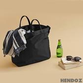 收納包-HENDOZ.防潑水輕便折疊收納包(共二色)0582