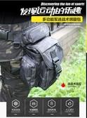 軍迷迷彩戰術腿包男女多功能特種兵騎行綁腿包戶外運動工具掛腰包 伊衫風尚